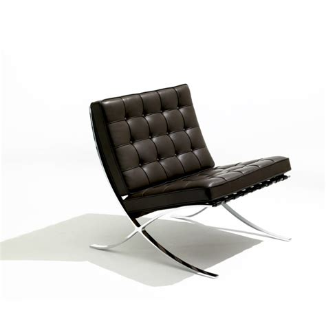 Knoll Barcelona by Barcelona Chair Pyramide Design