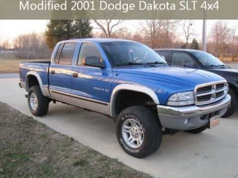 how cars engines work 1997 dodge dakota navigation system 2001 dodge dakota slt 4x4 modifications youtube