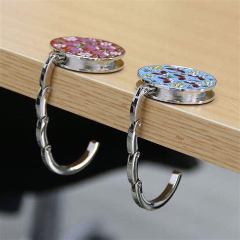 purse hanger for table foldable folding table hook handbag purse tote bag table