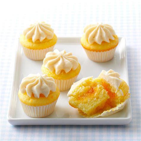 orange dream mini cupcakes recipe taste of home