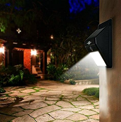 outdoor security lighting tips for home or office