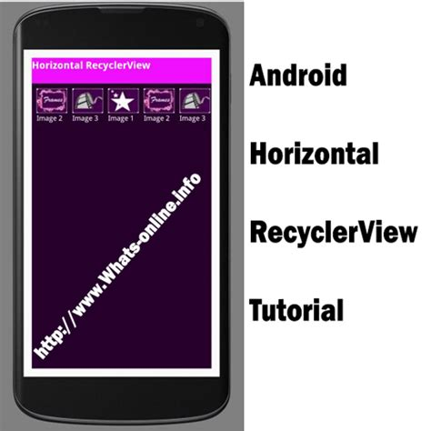 android horizontal listview listview android horizontal scrolling image gallery stack overflow