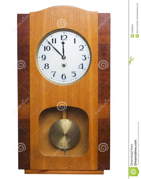 old fashioned wall ls old fashioned wall clock royalty free stock photography
