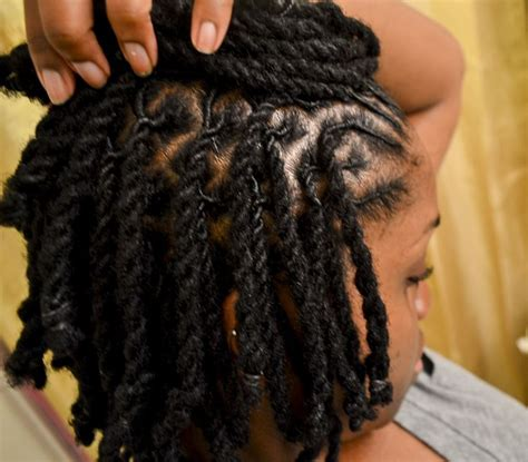starter locs medium length starter locs on medium length hair 1000 images about
