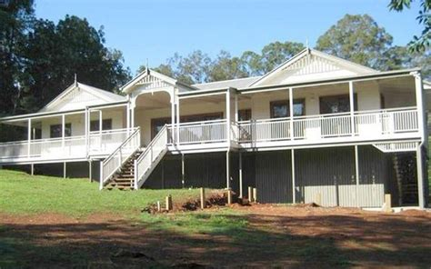 Modern Queenslander House Plans Luxury Builders Queensland Queenslander House Plans