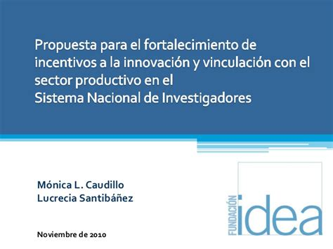 sep dgespe sistema para el fortalecimiento de la propuesta para el fortalecimiento de incentivos a la