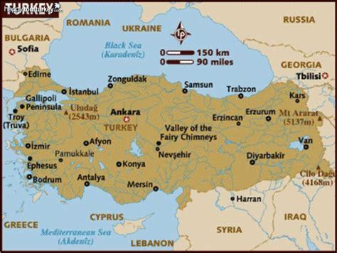 map turkey turkey map