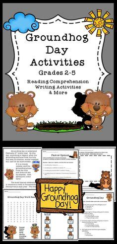 groundhog day essay letter r activities worksheets and activities on