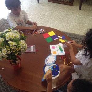 Paket Meronce belajar dengan busy bag rumah inspirasi