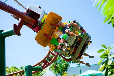 universal studios singapore named asia s 1 amusement park theme parks in asia suitcases strollers travelling