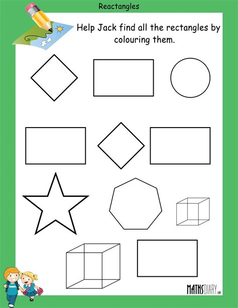 For Finding Finding Shapes Mathsdiary