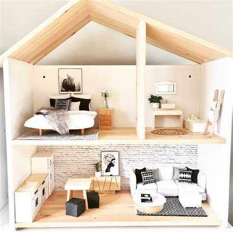 ikea wooden dolls house 24 best ikea hack flisat images on pinterest children decoration and dollhouses