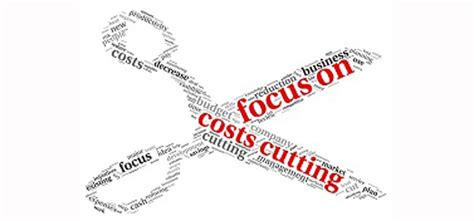 Cost Plan by The Right Way And The Wrong Way To Cut Costs At Your