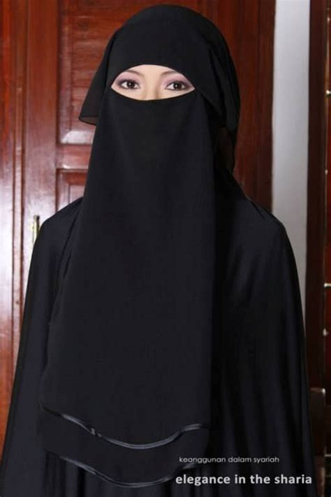 tutorial hijab bercadar 119 best images about niqab on pinterest
