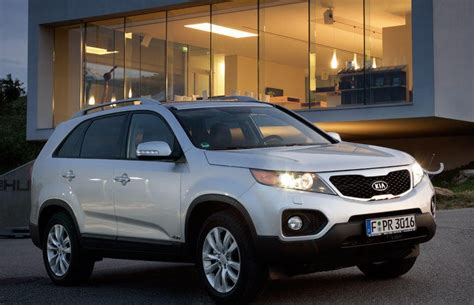 2009 Kia Sorento Reviews Kia Sorento 2009 2012 Reviews Technical Data Prices