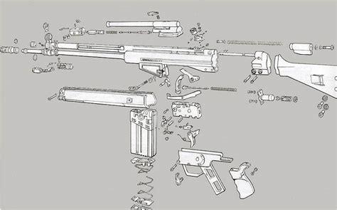 mp5 diagram heckler koch hk g3 assault rifle world defense