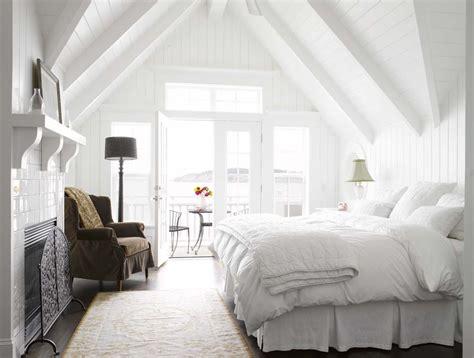 extraordinary attic bedroom white elegant  house