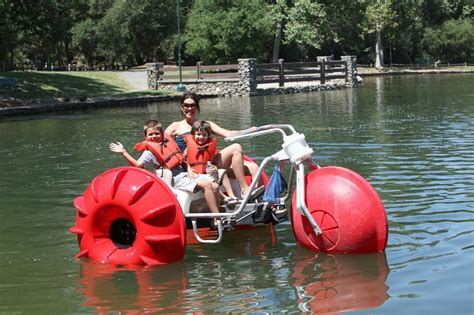 bicycle paddle boat summer fun giveaway wheel fun rentals at irvine park bike