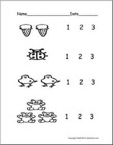 count groups of objects 1 3 ver 3 pre k primary