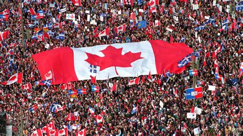 history of new year in canada the 1995 referendum what would come after a yes