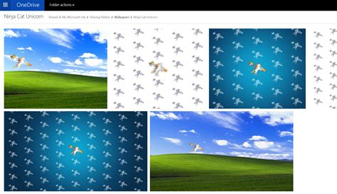 wallpaper windows central history of the microsoft ninja cat on a unicorn and how