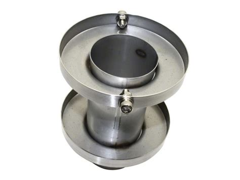 Buntut Knalpot Muffler Hks Universal hks 120mm muffler silencer universal 3306 ra071