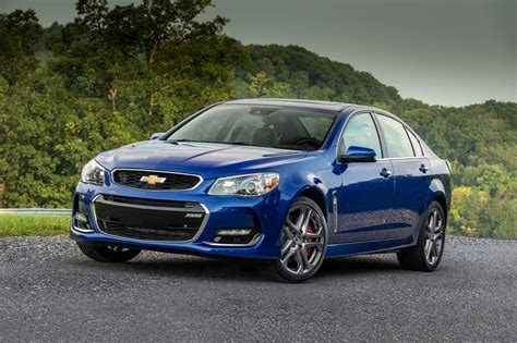 Chevy Ss Msrp by 2017 Chevrolet Ss Pricing For Sale Edmunds