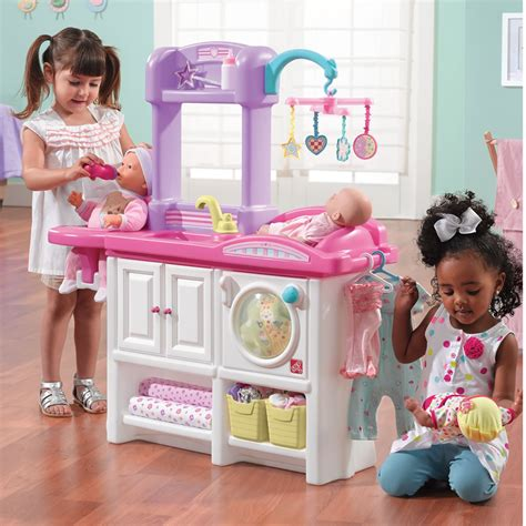 Lovi Set 2 care deluxe nursery pretend play step2