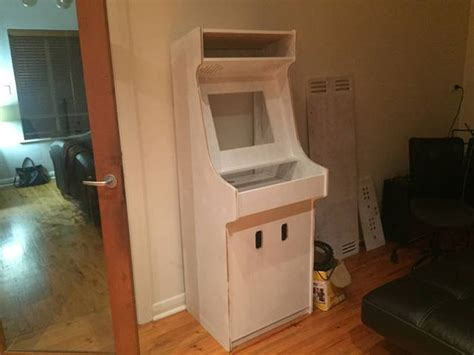 how to build your own arcade cabinet others