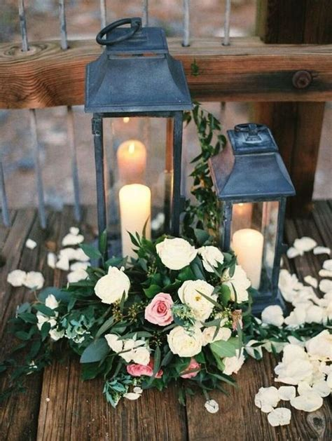 100 Country Rustic Wedding Centerpiece Ideas ? Hi Miss Puff