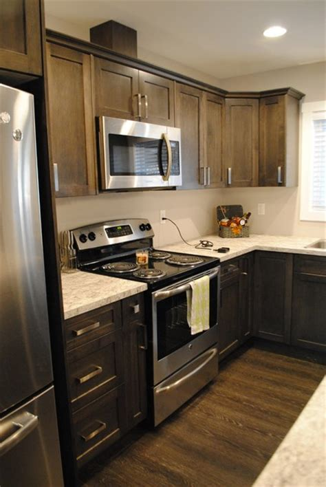charcoal kitchen cabinets charcoal stained kitchen cabinets quicua