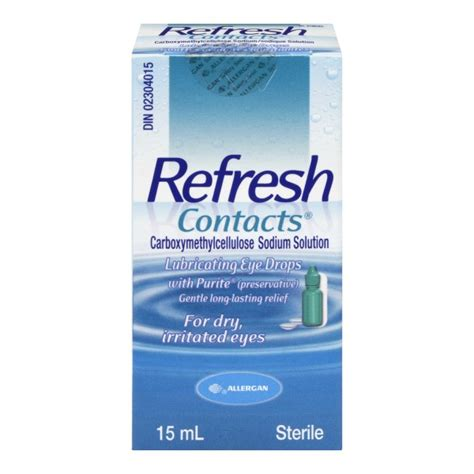 Refresh Contacts buy refresh contacts lubricating eye drops in canada