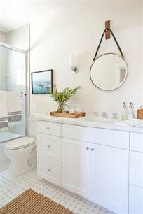 neutral modern farmhouse kitchen bathroom home bunch