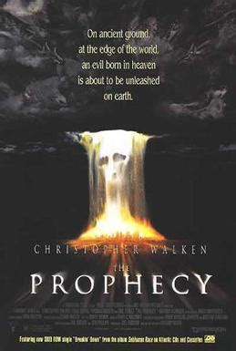The Prophecy A Thriller the prophecy series