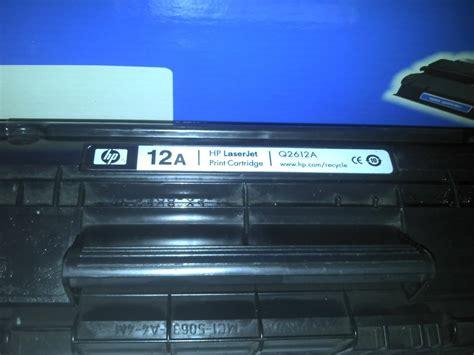 Hp 12a Original cartucho remanufacturado toner q2612a 12a 120 00 en