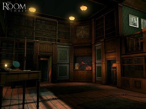 the room 3 fireproof the room 3 gets new screenshots as it nears completion the room three upcoming android