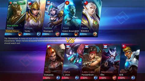 mobile legends classic match  hero zilong
