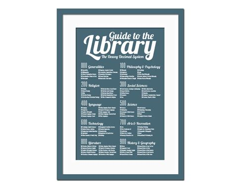 printable library poster 8 best images of printable dewey decimal system posters