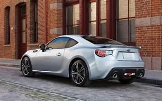 Toyota Subaru Brz 2017 Subaru Brz Facelift Leaked On The Web