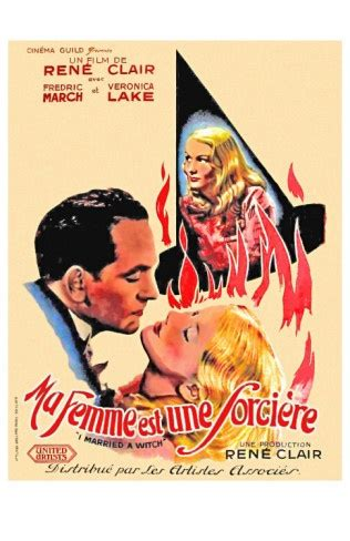 rene clair i married a witch 211 best creepy kooky classic movie magic images on