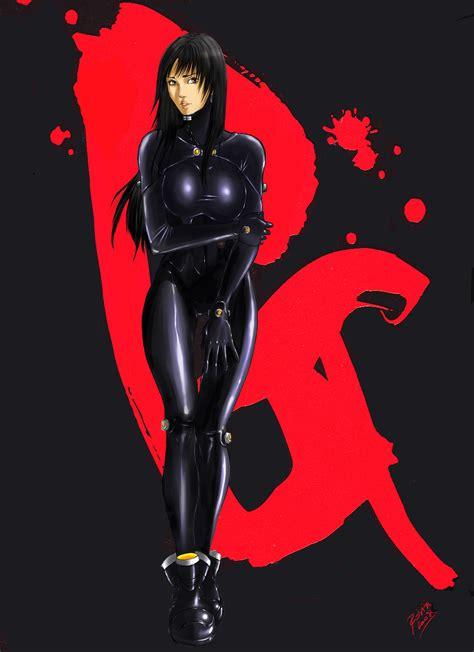 Gantz 0 Anime by Gantz Reika