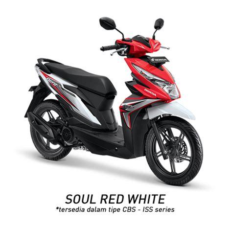 Lu Motor Honda Beat beat esp 2018 cbs iss 1 mercon motor