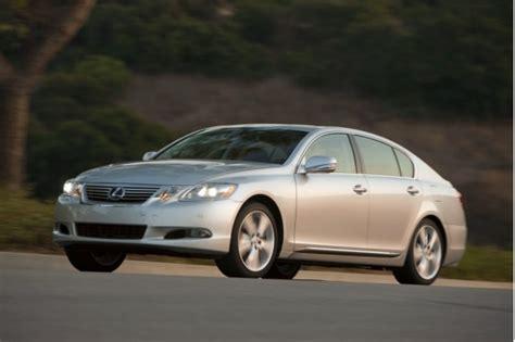 2010 lexus sedans lexus prices 2010 gs and ls sedans