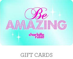 Charlotte Russe Gift Cards - gift card charlotte russe wish list pinterest