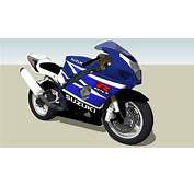 Sketchup Components 3d Warehouse Bike  Suzuki