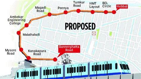 kempegowda layout update 42 kilometre elevated rail to boost mobility in bengaluru