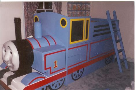 the tank engine bed furst woodworking