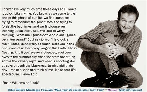 Will Quotes Robin Williams Monologue by On Miami Time What Robin Williams Taught Me