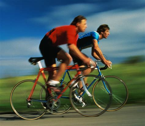 bike riding ideal shape studies show that bicycle racers have lower