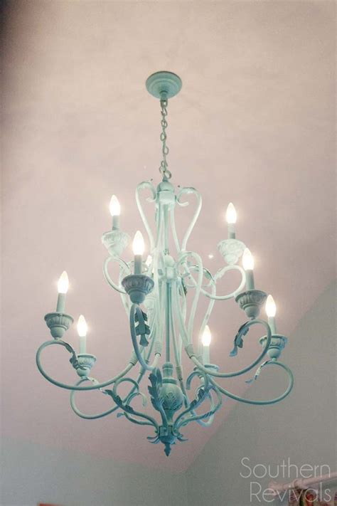 Spray Paint Chandelier 25 Best Ideas About Paint Chandelier On Painted Chandelier Spray Painted